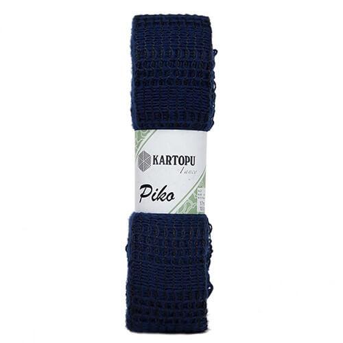 Kartopu 5'li Paket Piko Mavi El Örgü İpi - K632