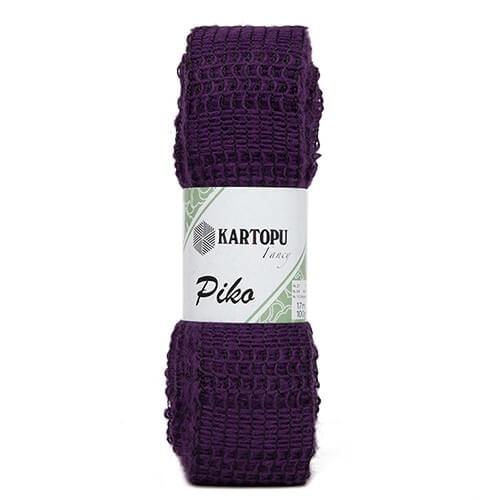 Kartopu 5'li Paket Piko Mor El Örgü İpi - K721