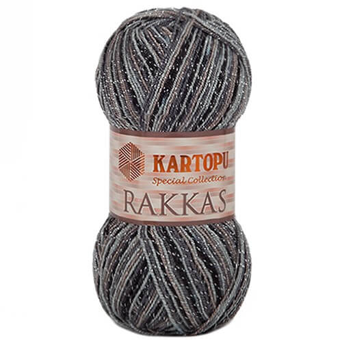 Kartopu Rakkas Ebruli El Örgü İpi - D1993