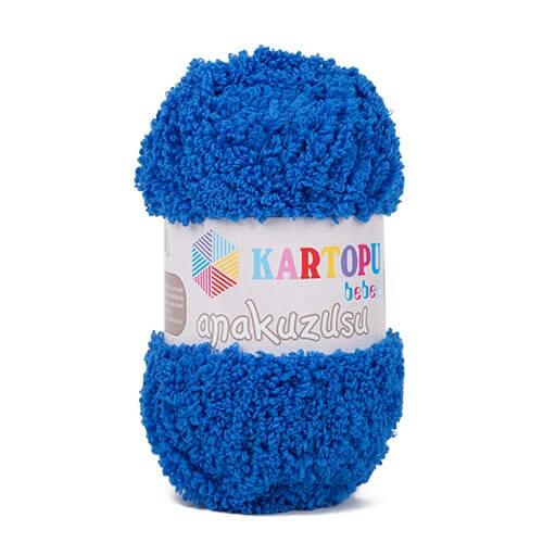 Kartopu Anakuzusu Mavi Bebek Yünü - K530