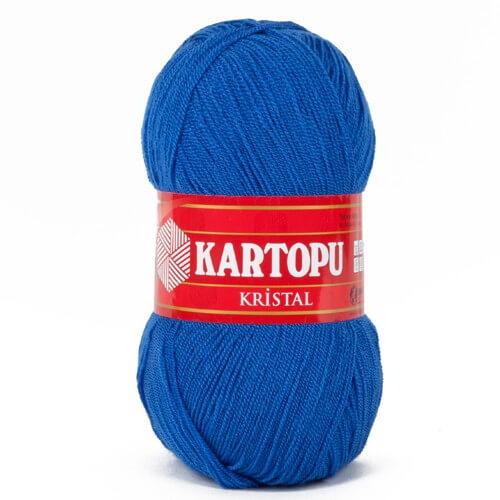 Kartopu Kristal Mavi El Örgü İpi - K530