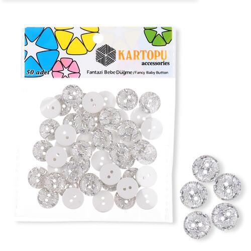 Kartopu Fantazi Bebe Düğme - KFB118