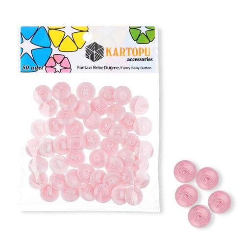 Kartopu Fantazi Bebe Düğme - KFB121