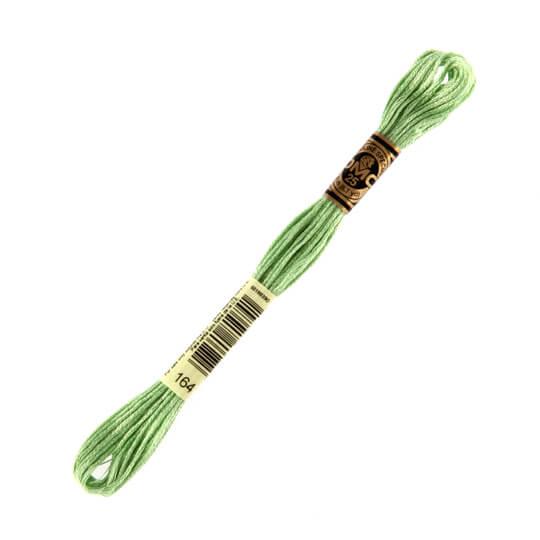 Dmc Muline Special 8 m Yeşil Nakış İpliği - 164