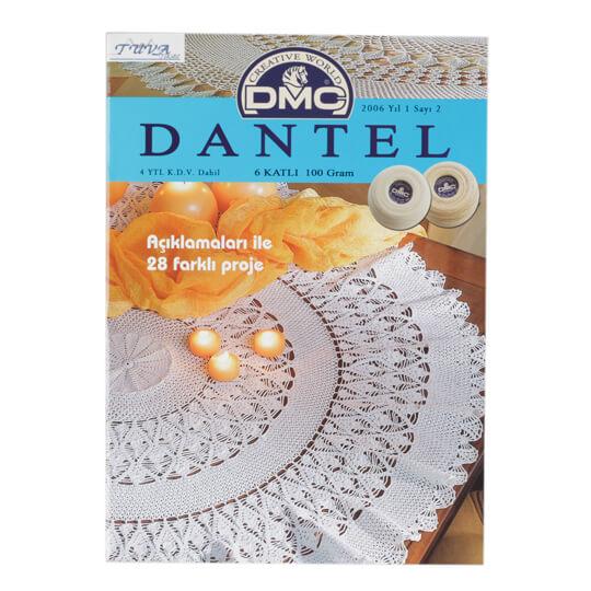 DMC Dantel Dergisi 2. Sayı