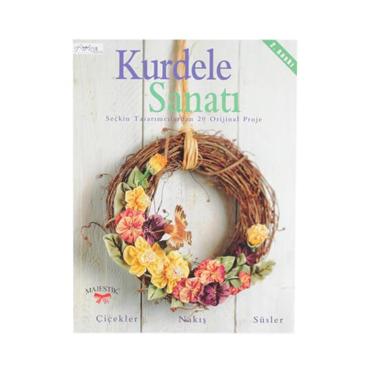 Kurdele Sanatı Nakış Dergisi - 5290
