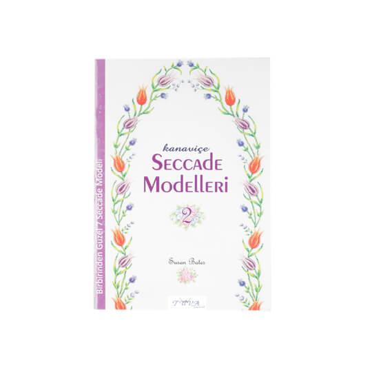 Kanaviçe Seccade Modelleri 2 Nakış Dergisi - 5710