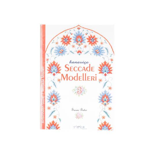 Kanaviçe Seccade Modelleri 3 Nakış Dergisi - 5720