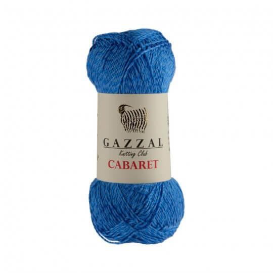 Gazzal Cabaret 5'li Paket Mavi El Örgü İpi - 359