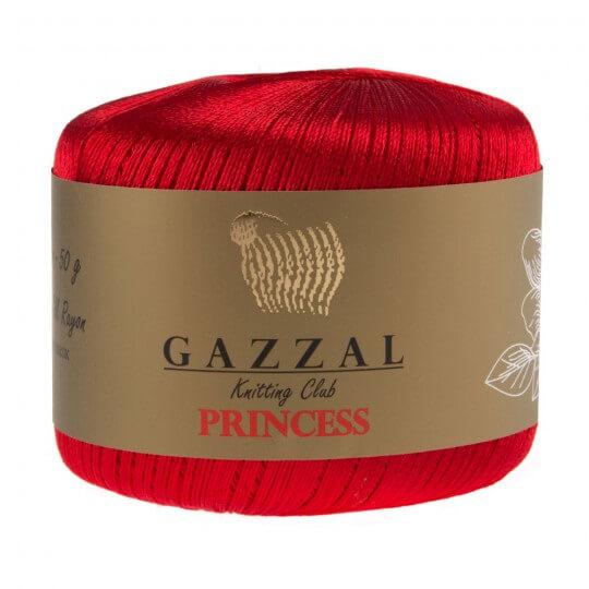 Gazzal Princess Kırmızı El Örgü İpi - 3006