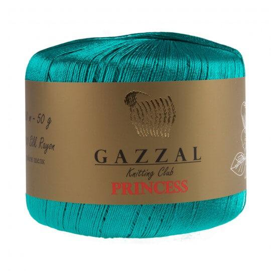 Gazzal Princess Yeşil El Örgü İpi - 3007