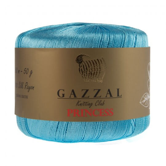 Gazzal Princess Mavi El Örgü İpi - 3010