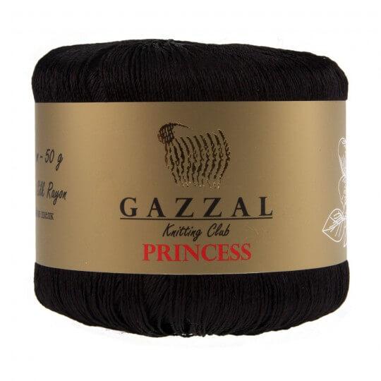 Gazzal Princess Siyah El Örgü İpi - 3014