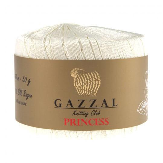 Gazzal Princess Beyaz El Örgü İpi - 3015