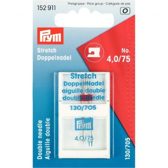 PRYM 1 Adet No: 75 Düz Saplı İkili Dikiş Makinesi İğnesi - 152911