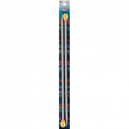 PRYM 8 mm 40 cm Alüminyum Örgü Şişi -  218230
