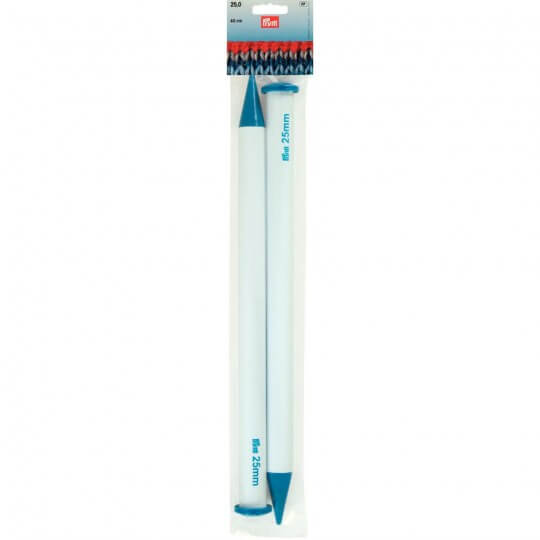 PRYM 25 mm 40 cm Plastik Örgü Şişi -  218236