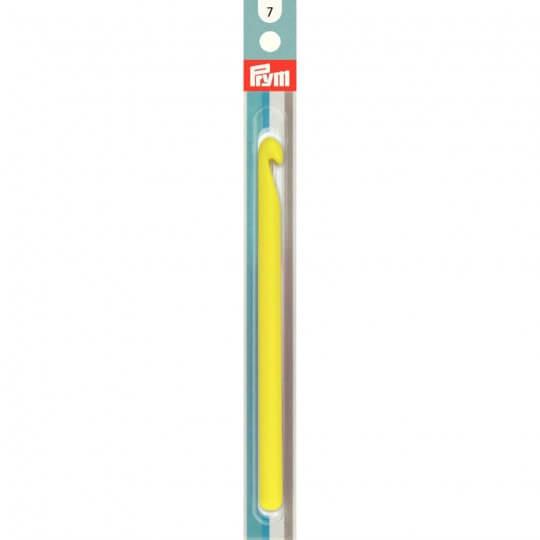 PRYM 7 mm 14 cm Sarı Plastik Yün Tığ -  218570