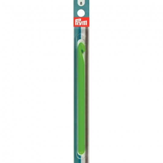 PRYM 8 mm 14 cm Yeşil Plastik Yün Tığ -  218571