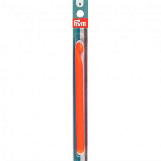 PRYM 9 mm 14 cm Turuncu Plastik Yün Tığ -  218572