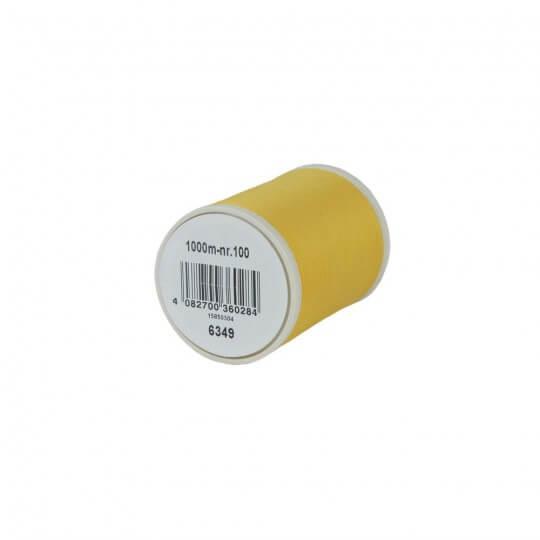 Coats Duet 1000 Metre Sarı Dikiş İpliği - 6349