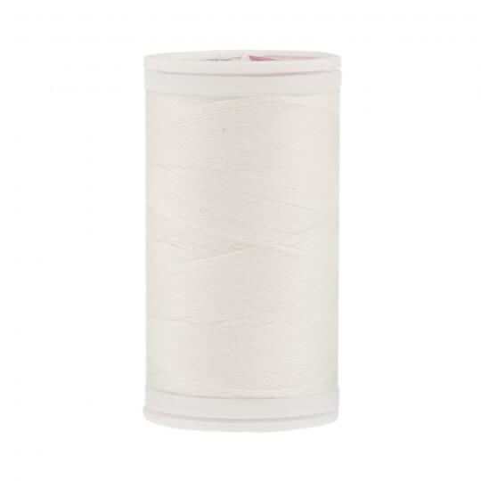 Coats Drima 100 Metre Beyaz Dikiş İpliği - 4475