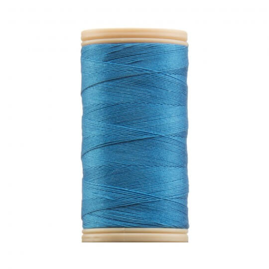 Coats Cotton 100 Metre Mavi Dikiş İpliği - 5633