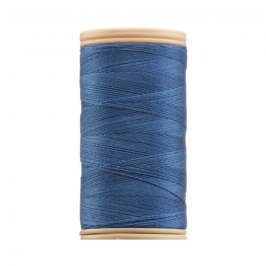 Coats Cotton 100 Metre Lacivert Dikiş İpliği - 6637