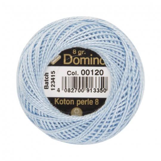 Domino Koton Perle 8gr Mavi No:8 Nakış İpliği - 00120