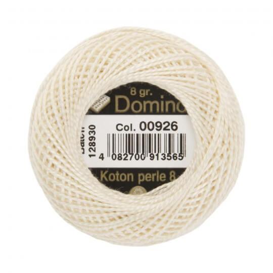Coats Domino 8gr Krem Rengi No: 8 Nakış İpliği - 00926