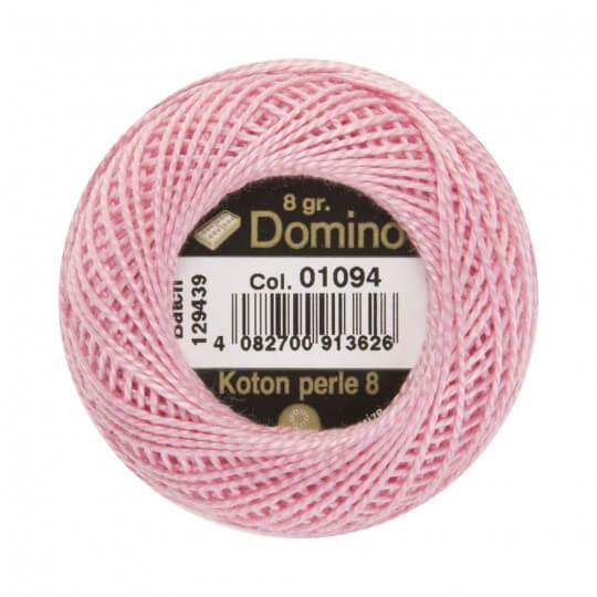 Domino Koton Perle 8gr Lila No:8 Nakış İpliği - 01094