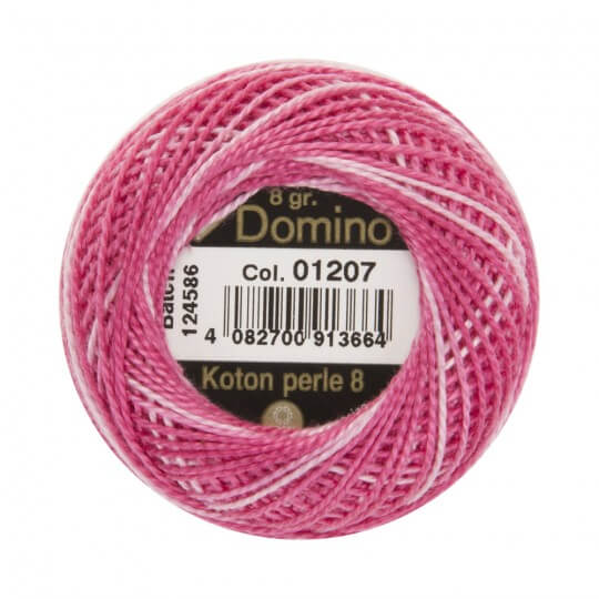 Domino Koton Perle 8gr Ebruli No:8 Nakış İpliği - 01207