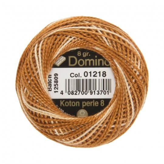 Domino Koton Perle 8gr Ebruli No:8 Nakış İpliği - 01218