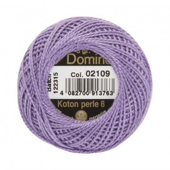 Coats Domino 8gr Mor No: 8 Nakış İpliği - 02109