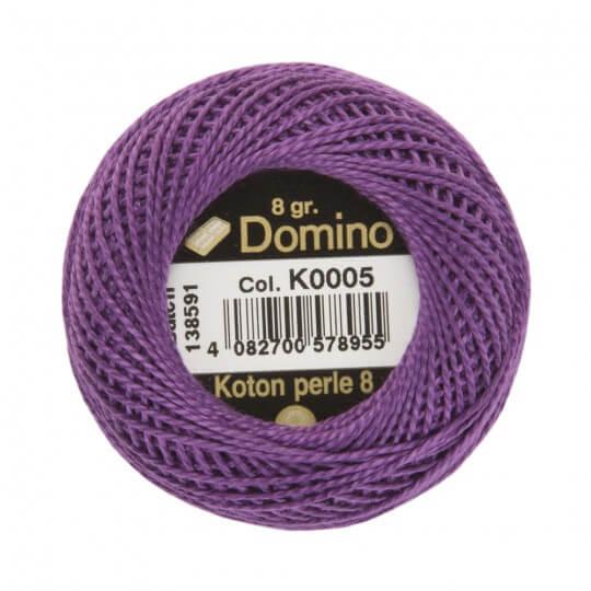 Coats Domino 8gr Mor No: 8 Nakış İpliği - K0005