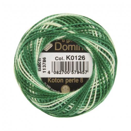 Domino Koton Perle 8gr Ebruli No:8 Nakış İpliği - K0126