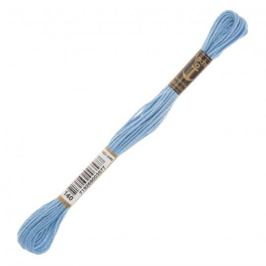 Anchor Muline 8m Mavi Nakış İpliği - 0140
