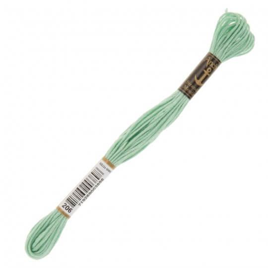 Anchor Muline 8m Yeşil Nakış İpliği - 0206