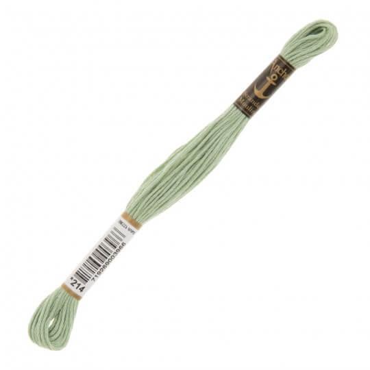 Anchor Muline 8m Yeşil Nakış İpliği - 0214