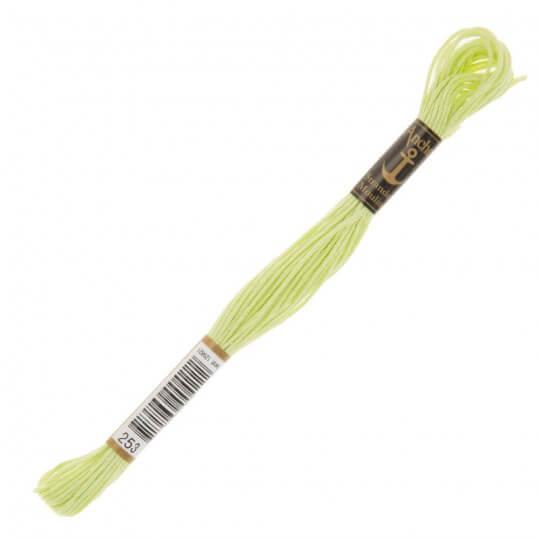 Anchor Muline 8m Yeşil  Nakış İpliği - 0253