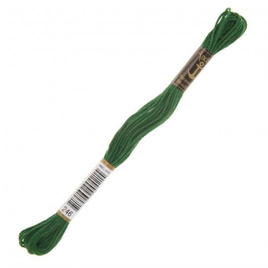 Anchor Muline 8m Yeşil Nakış İpliği - 0246