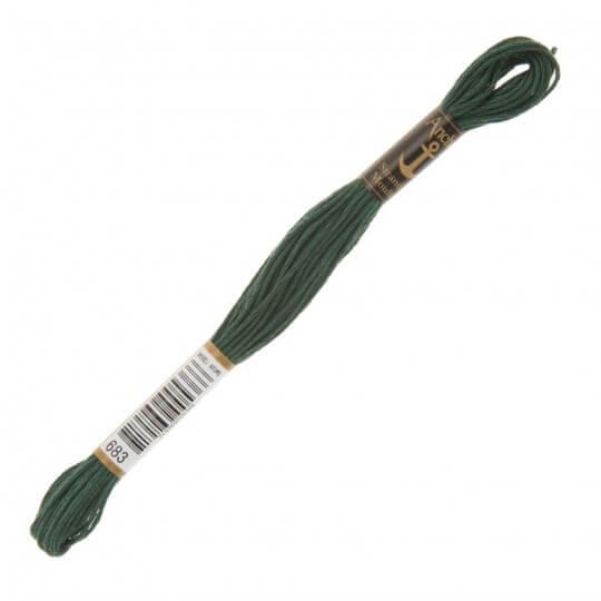 Anchor Muline 8m Yeşil Nakış İpliği - 0683