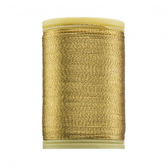 Anchor Metallic Makine Sarı Nakış Simi - 4565L50-00003