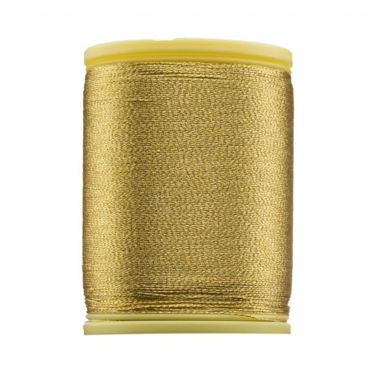 Anchor 25 gr Metallic El Sarı Nakış Simi - 4566L14-00003