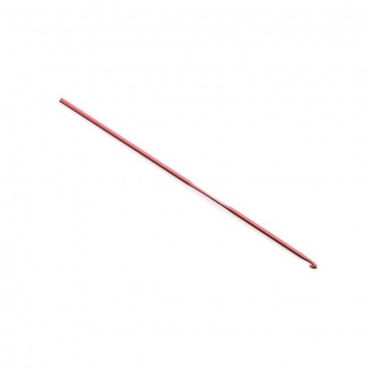 Kartopu 2,5 mm 15 cm Kırmızı Metal Yün Tığ