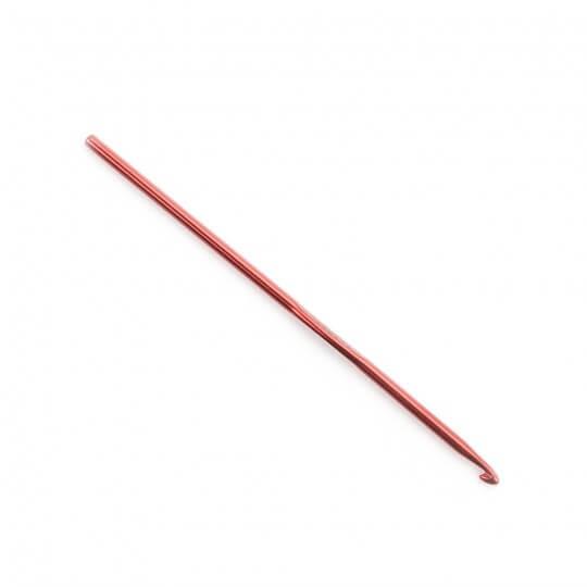 Kartopu 4 mm 15 cm Kırmızı Metal Yün Tığ