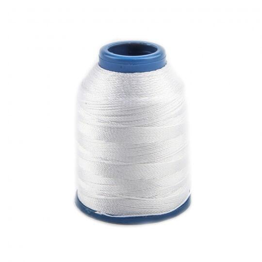 Kartopu Kar Beyaz Polyester Oya&Dantel ipi