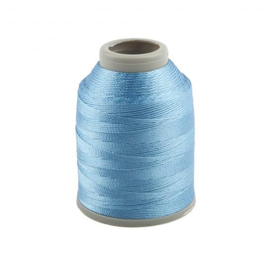 Kartopu Mavi Polyester Dantel İpliği KP345