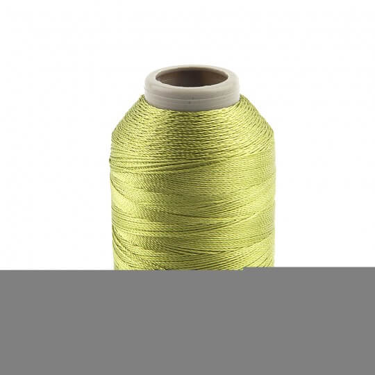 Kartopu Açık Yeşil Polyester Oya&Dantel İpi - KP733