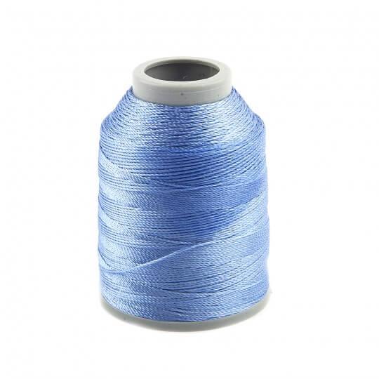 Kartopu Mavi Polyester Dantel İpliği - KP581